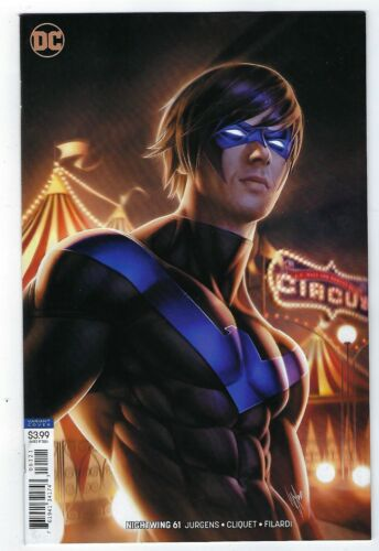 Nightwing # 61 Variant Cover NM DC