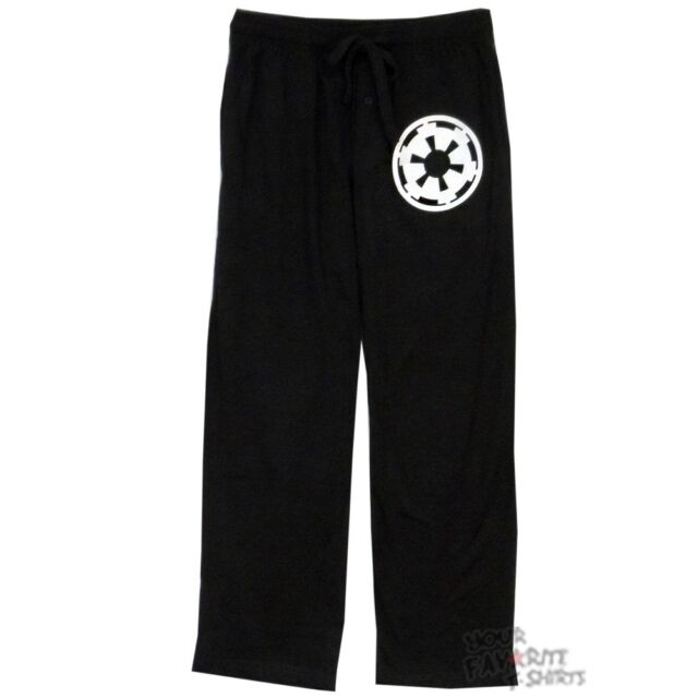 Star Wars Empire Symbol Sleep Lounge Pants Licensed Sleepwear S-XXL