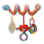 miniature 11 - Bebe-activite-spirale-Hanging-jouet-poussette-landau-poussette-Literie-Siege-Voiture-Bebe-UK