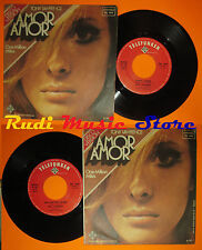 LP 45 7'' TONY LAWRENCE Amor One million miles 1978 italy TELEFUNKEN cd mc dvd