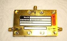 Richtkoppler Siemens, für hohe Frequenz, Beste Qualität