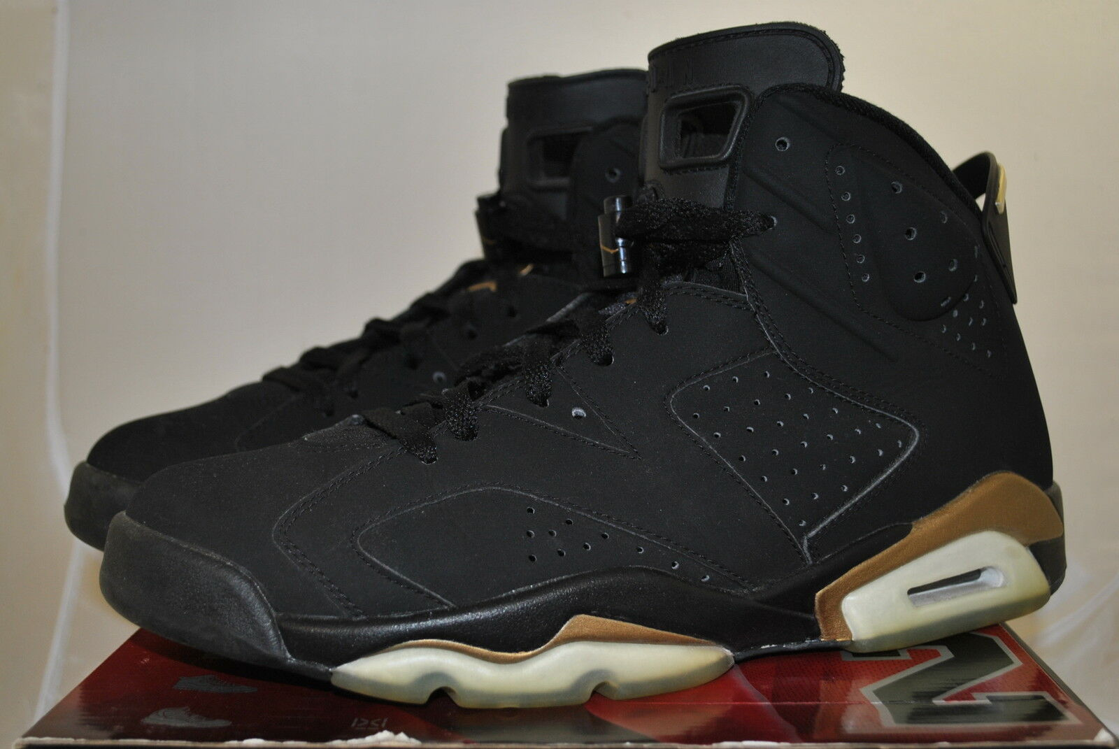 Mens sz 10.5  Air Jordan VI 6 NDS DMP 136038 071 00
