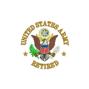 US-Army-RETIRED-Patriotic-Veteran-Military-Embroidered-Polo-Shirt