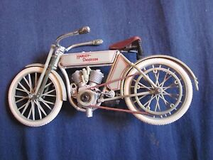 1980's? Harley-Davidson Toy Motorcycle of 1907 Model 5""