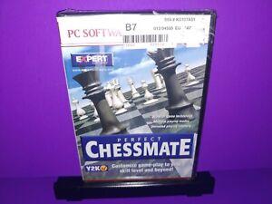 Perfect-Chessmate-Expert-Software-PC-CD-ROM-Windows-95-98-Brand-New-B447