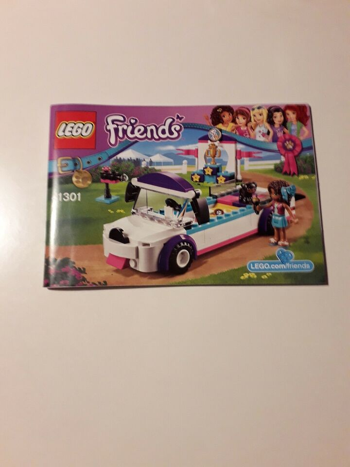 Lego Friends, 41301 Hvalpeparade