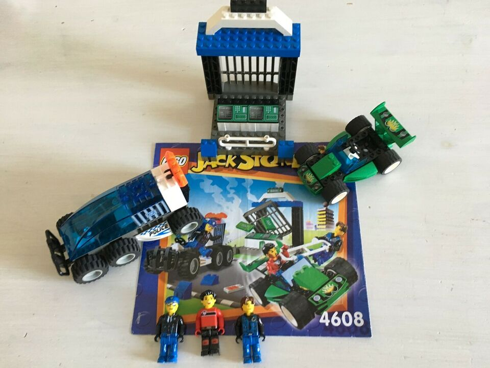 Lego andet, 4608, 4607