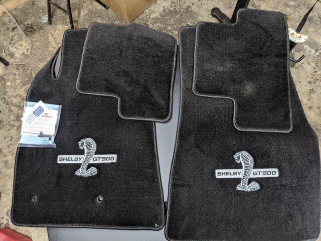 112051 Mustang Lloyd Mats Floor Mat Plush With Shelby ...