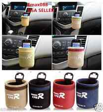 Car Accessories Air Box Organizer Call Phone Pocket Vehicle Bag Holder Pouch New