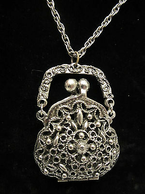 mirabelle palm west beach purse necklace diamond