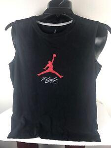 e5ba300a10b Os meninos Nike Air Jordan Flight Regata Tamanho Grande Preto ...