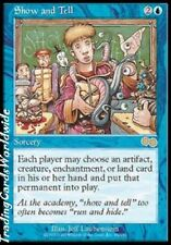 Show and tell // NM // Urza's Saga // Engl. // Magic the Gathering