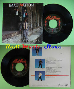 LP-45-7-039-039-IMAGINATION-Last-days-of-summer-Shoo-be-doo-da-dabba-doobee-no-cd-mc