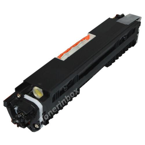 5pk Compatible CF350A CF351A CF352A CF353A Toner For Color LaserJet M176n M177fw