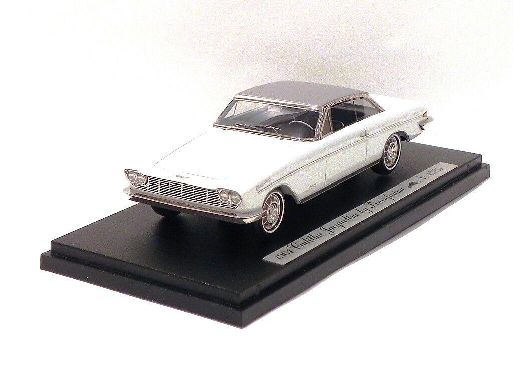 EMC 1961 CADILLAC JACQUELINE CONCEPT CAR - bianca