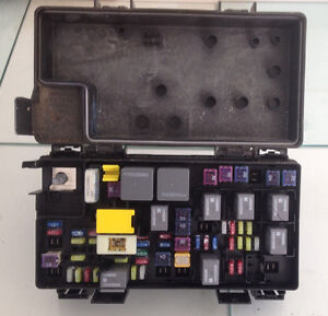 oem 2014 jeep wrangler 3 6l v6 fuse box integrated power module tipm rh m ebay ie 2014 jeep wrangler fuse box