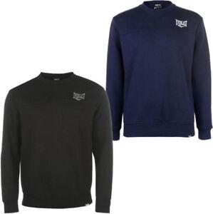 günstig kaufen suche nach dem besten UK-Shop Detalhes sobre Everlast Herren Pullover Sweatshirt Pulli Sweater S M L XL  2XL 3XL 4XL neu