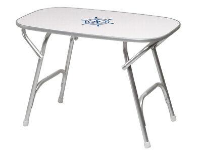 Zubehör Forma Tisch M250 Rechteckig Aluminium Campingtisch Bootstisch Terasse Maritim Camping-möbel