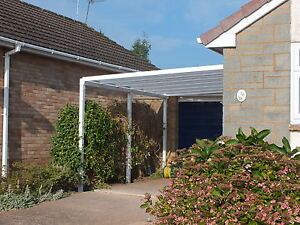 image is loading aluminium canopy carport patio cover caravan cover 4
