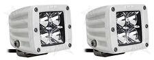 Rigid Industries 60211 Dually Series White Marine LED Flood Light Set of 2