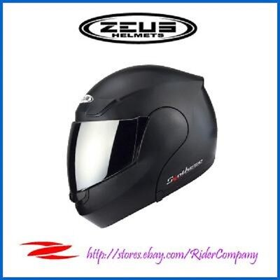 Zeus Zs 3000 Flip Up Modular Motorcycle Helmet Dot Or Snell Approved