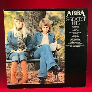 ABBA-Greatest-Hits-1984-UK-Vinyl-LP-Record-EXCELLENT-CONDITION-best-of