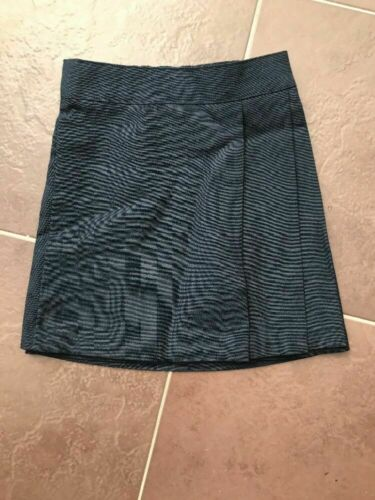 School Uniform Skirt New F/&F Two Pack Navy AGE 4-5 Height 110cm  SC31