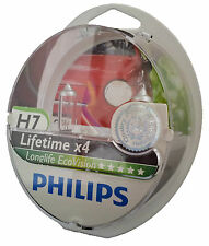 PHILIPS h7 12v 55w px26d Longlife EcoVision 2st. codice 36259628 12972 llecos 2