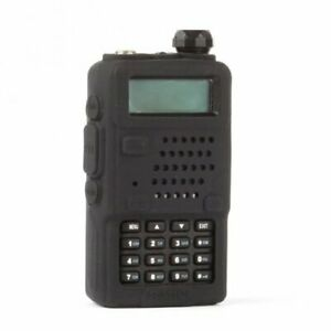 Rubber-Soft-Case-Holster-For-Baofeng-UV-5R-8W-DM-5R-UV-5RA-Walkie-Talkie-Radios