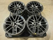 4 New Roush Mustang Paladium Grey Wheels Fit 2015 2021 Mustangs 20x95 Forged