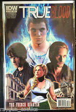 True Blood The French Quarter #3 Cover A NM- 1st Print Free UK P&P IDW Comics