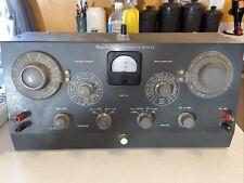 Heathkit Heath Ib 2 Impedance Bridge Untested Powers On