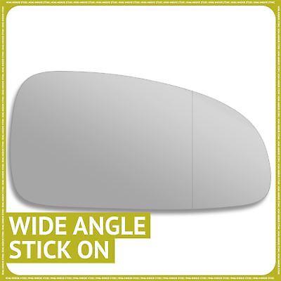 Côté Droit Pour Chevrolet Daewoo Lacetti 03-08 Aile Miroir Verre Angle Large