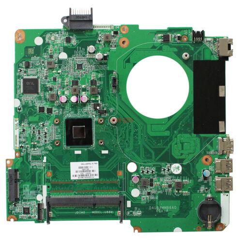 HP 15-F Intel Motherboard REV:A N2830 U88M DAU88MMB6A0 786901-501 732080-001