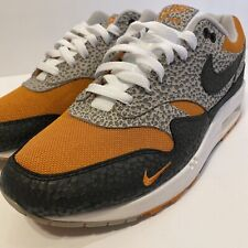 Nike Air Max 1 X Size? Safari AR4583 800 Size 10 Orange