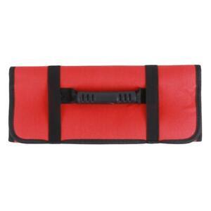 Pockets-Chef-Bag-Carry-Case-Roll-amp-Handles-Kitchen-Portable-Storage-LP