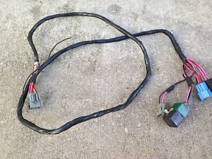 87 93 ford mustang convertible door harness power switch lock window 1988 Mustang Cobra image is loading 87 93 ford mustang convertible door harness power