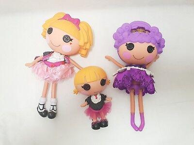 Di Carattere Dolce Lalaloopsy Large Girl Doll Figure Bundle!-mostra Il Titolo Originale I Prodotti Sono Venduti Senza Limitazioni