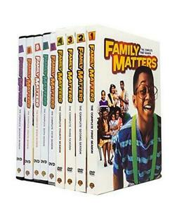 Family Matters Seasons 1-9 Bundle Complete Series DVD Sealed New USA Seller !