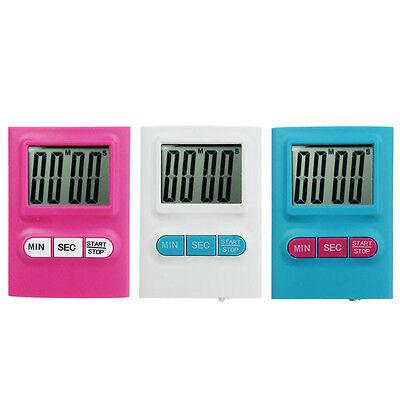 OnfineShop Mini LCD Digital Kitchen Timer HQ Countdown Cooking Timer Alarm Clock