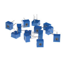 13 Values 3362p Trimmer Potentiometer Kit Pack Variable Resistor 100r 1m Dr