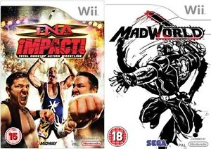 NA-iMPACT-Total-Nonstop-Action-Wrestling-amp-madworld-mad-world-new-amp-sealed