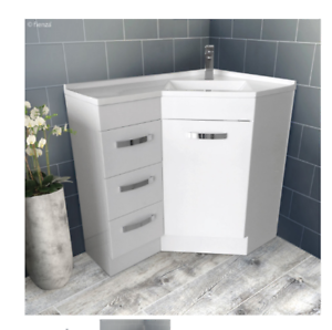 Bathroom-Corner-Vanity-Unit-amp-polymarble-Basin-Top-PC9060