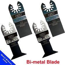Bi-metal Saw Blade Oscillating Multi Tool Rockwell Hyperlock Milwaukee Makita