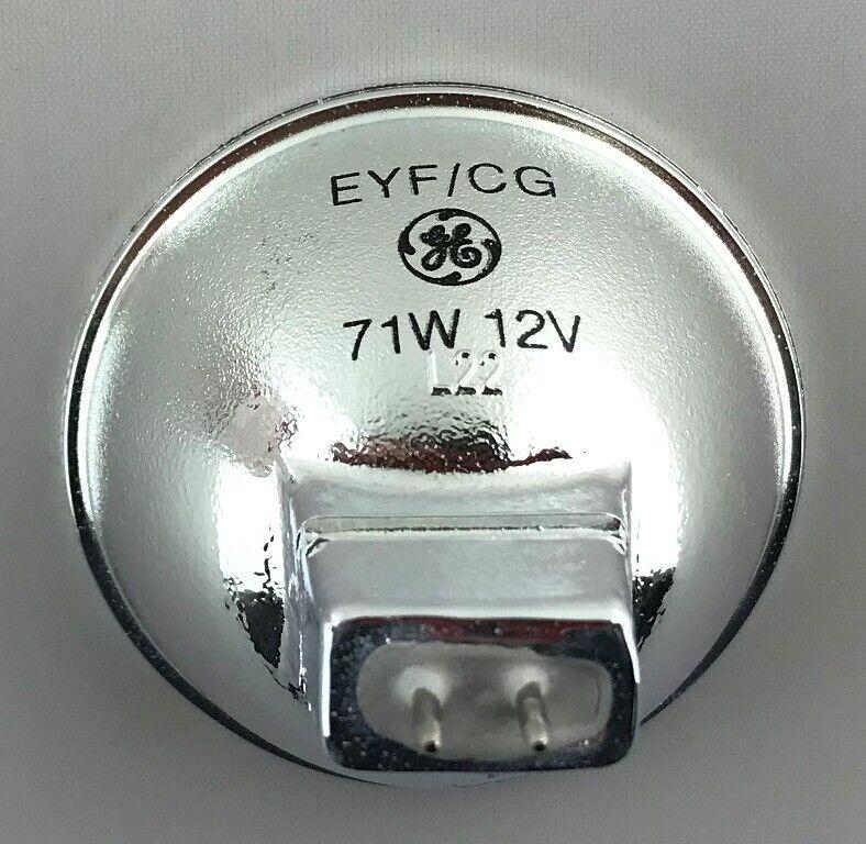 GE EYF CG Halogen 12V 71W 12 Volt 71 Watt 50mm 15º 20876 Precise Long Life H1