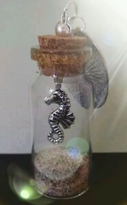 Wish-memories-bottle-sea-horse-sand-Unique-gift
