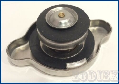 Daihatsu Hi-Jet 1986/> STAINLESS STEEL Rad Radiator Cap 0.9 Bar 13 psi