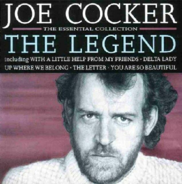 JOE COCKER the legend - the essential collection (CD, compilation) classic rock