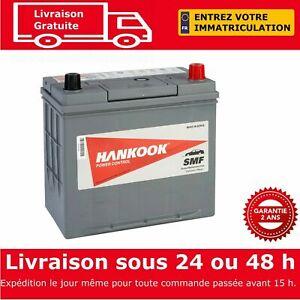 Hankook-54523-Batterie-de-Demarrage-Pour-Voiture-12V-45Ah-234-x-127-x-220mm