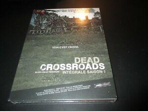 "COFFRET 2 DVD NEUF ""DEAD CROSSROADS - SAISON 1"" serie maisons hantees / horreur"